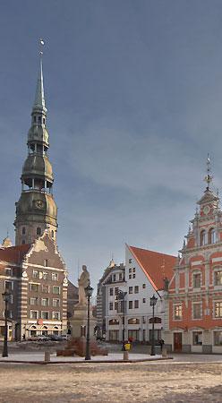 Riga flyg och hotell