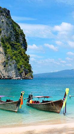 billiga charter till thailand